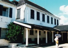 Port Louis - Old Merchant Navy Club - Colonial Building (now demolished)
