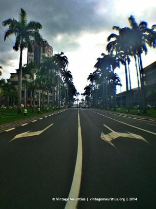Port Louis - Place D'Armes - Govt House - 2013