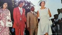 Queen Elizabeth 2 Mauritius - Sir Gaetan Duval - SSR - 1972 (Courtesy: Emambokus Sheik)