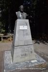 Raoul Rivet Monument Company Garden