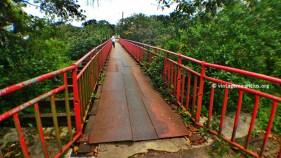 Riviere du Poste viaduct Entrance