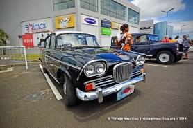 Singer Vogue Classic Vintage Car Mauritius