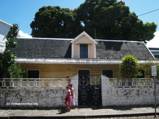 St George Street Old Creole House Port Louis