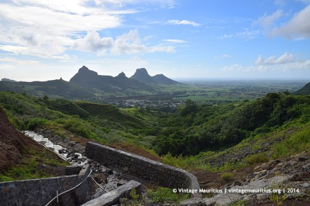 Terre Rouge Verdun Link Road Mauritius Mountain View