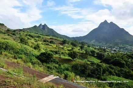 Terre Rouge Verdun Link Road Mauritius Ripailles View