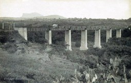 The New GRNW Railway Bridge when it was still in operation