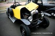 Vintage Morris Car Mauritius