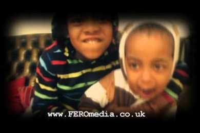 (3 Years Old) Khaliyl and Kieyen [Freestyle]