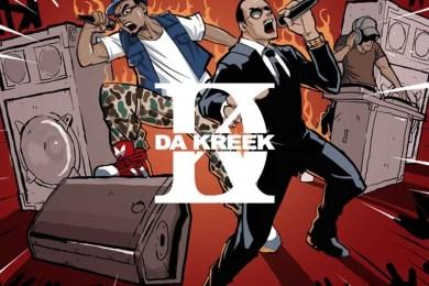 Da Kreek – DKTV In The Studio [Chris Brown]