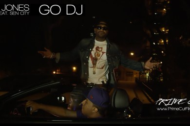 Jim Jones Feat. Sen City – Go DJ