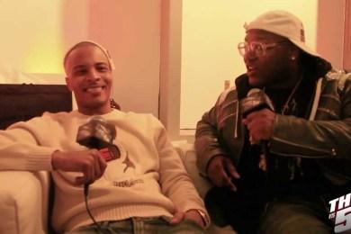 T.I. Speaks On Trinidad James' NYC Rant