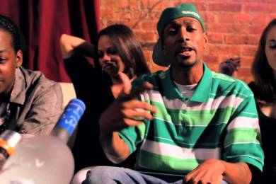 Krayzie Bone Feat. Caine – When The Music Stop
