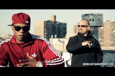 Papoose Feat. Jadakiss, Jim Jones & Ice-T – 6 AM