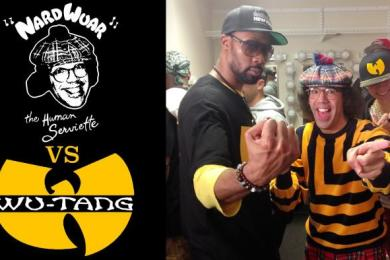 Wu-Tang Clan Interview With Nardwuar