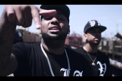 AD Feat. RJ – Really Out Here