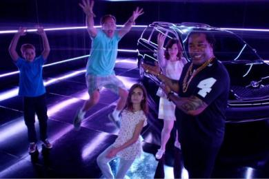 """Busta Rhymes Stars In Toyota Sienna """"Swagger Wagon"""" Commercial"""