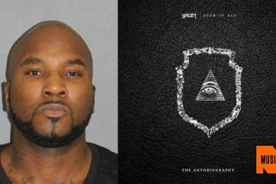 Jeezy Reportedly Arrested For Possession Of Assault Rifle