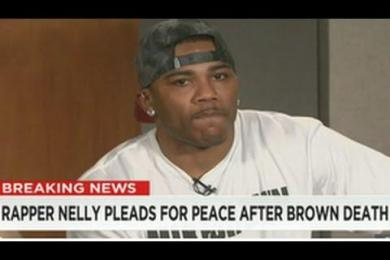 Nelly – CNN Interview