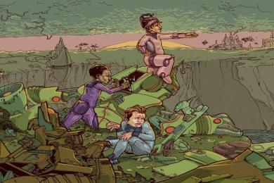 P.SO the Earth Tone King Feat. Sammus & Moses Rockwell – Quasars