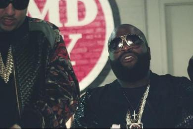 Rick Ross Feat. French Montana – What A Shame