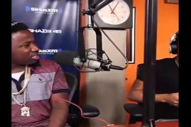 Sway Exposes Troy Ave Freestyling Off His Phone With The Slickness