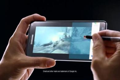 "Samsung Disses The iPhone 6 In New ""Note 4″ Advertisement"