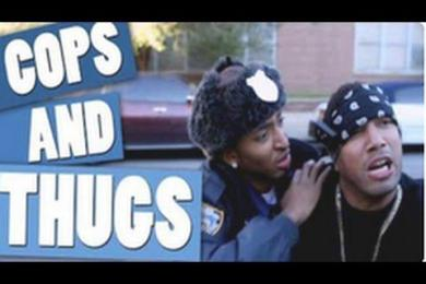 Cops And Thugs (Comedy Skit)