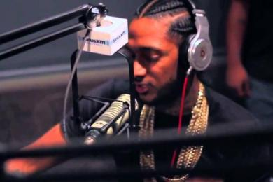 Nipsey Hussle Interview With Dj Drama