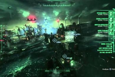 Batman: Arkham Knight – Ace Chemicals Infiltration (Gameplay Trailer 3)