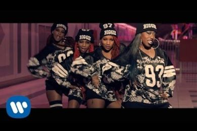 Missy Elliott Feat. Pharrell Williams – WTF (Where They From)