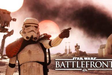 Star Wars Battlefront (Gameplay Launch Trailer)