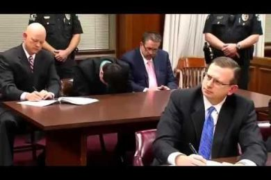 Oklahoma City Cop Who Raped 13 Black Women Cries Like A Baby During Sentencing