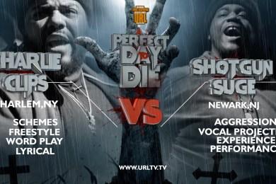 Charlie Clips Vs Shotgun Suge Smack/URL Rap Battle