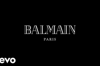 """Kanye West Shares """"Wolves"""" Video w/ Vic Mensa & Sia For Balmain"""