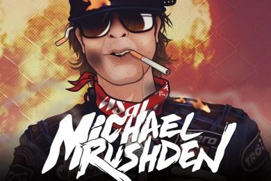 MichaelRushdenUseYourIllusionIIIAlbumCover