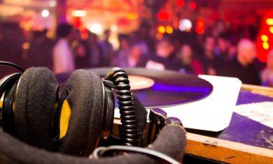 dj headset