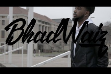 BhadWaiz Just Blessed Us With His New Video.