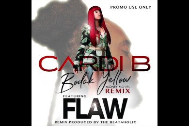 Cardi B – Bodak Yellow Ft. FLAW (Beataholic Remix) Clean