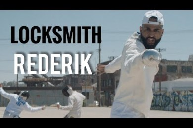 "New Video: Locksmith ""Rederick"""