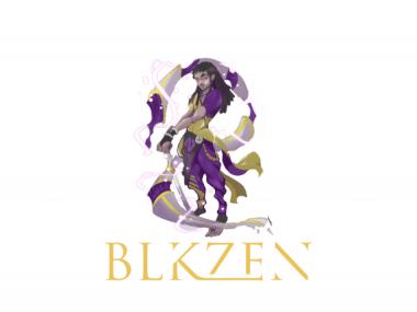 BLKZEN Character with name