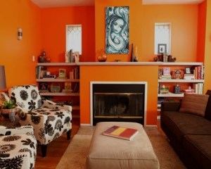 Pintura de interiores de viviendas