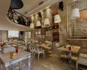 Reformas comerciales de restaurantes