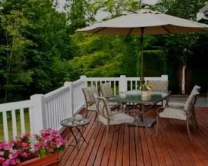 Reformas de exteriores deck de madera