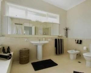 Decoración de cuarto de baño tradicional