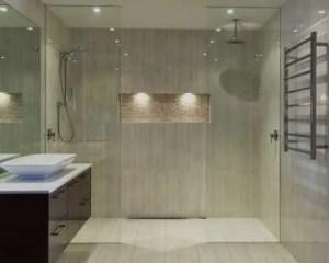 Sustitución de bañera por plato de ducha grande