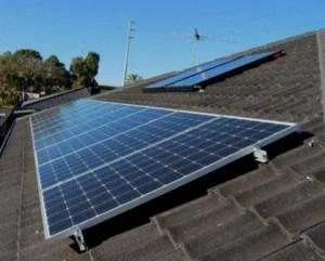 Paneles solares reforma