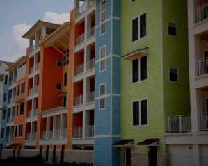 Pintura de fachada colores