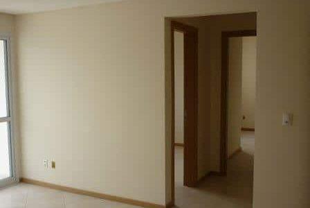 Pintura de interior de apartamento.