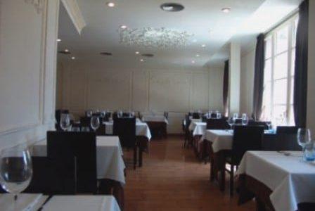 Remodelação de restaurante.