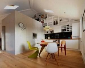 Design de interiores apartamento